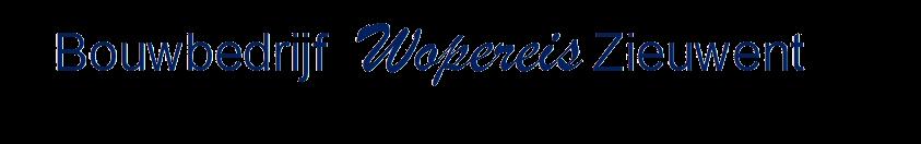 Bouwbedrijf Wopereis